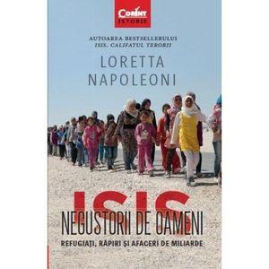 ISIS. Negustorii de oameni - Loretta Napoleoni imagine