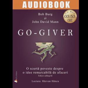 Go - Giver - Audiobook | Bob Burg, John David Mann imagine