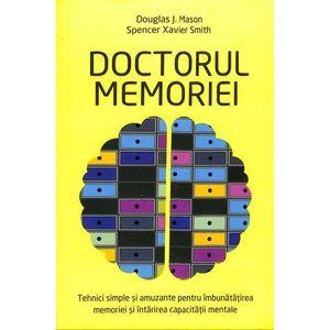 Doctorul memoriei | Spencer Xavier Smith, Douglas J. Mason imagine