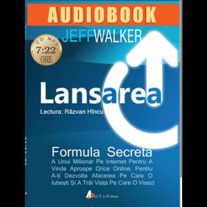 Lansarea - Audiobook | Jeff Walker imagine