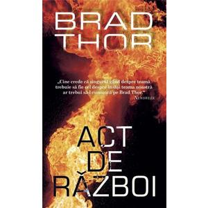 Act de razboi   Brad Thor imagine