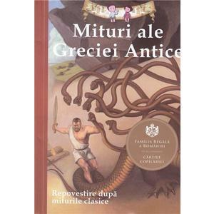 Miturile Greciei antice imagine