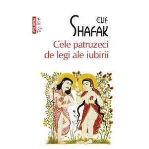Cele patruzeci de legi ale iubirii | Elif Shafak imagine