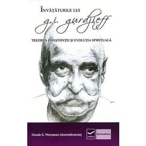 Invataturile lui G.I. Gurdjieff   Claude G. Thompson imagine