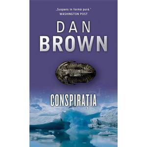 Conspiratia | Dan Brown imagine