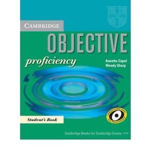 Objective Proficiency (Student's Book) | Annette Capel, Wendy Sharp imagine