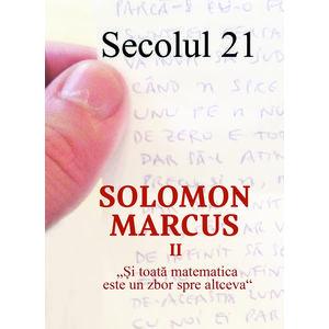 Solomon Marcus imagine