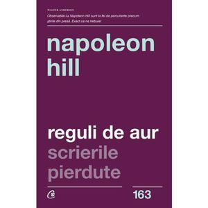 Reguli de aur | Napoleon Hill imagine