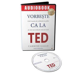 Vorbeste ca la TED | Carmine Gallo imagine