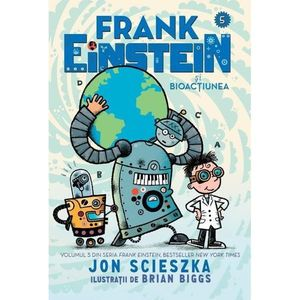 Frank Einstein și Bioacțiunea imagine