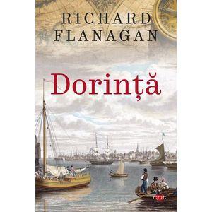 Dorinta   Richard Flanagan imagine