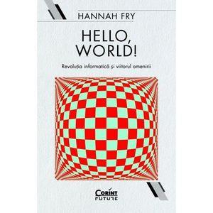 Hello, world! | Hannah Fry imagine