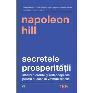 Secretele prosperitatii | Napoleon Hill imagine
