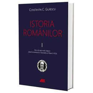 Istoria romanilor | Constantin C. Giurescu imagine