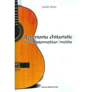 Repertoriu chitaristic   Lucian Suciu imagine