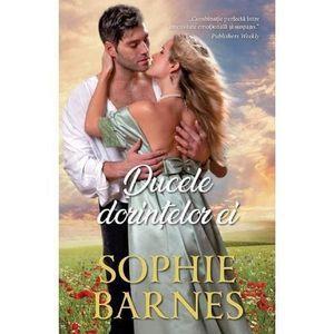 Ducele dorintelor ei   Sophie Barnes imagine