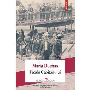 Fetele capitanului   Maria Duenas imagine
