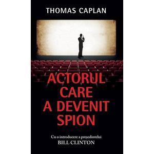 Actorul care a devenit spion | Thomas Caplan imagine