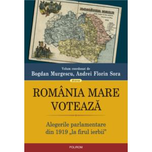Romania Mare voteaza - Bogdan Murgescu, Andrei Florin Sora imagine