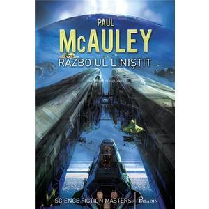 Razboiul linistit   Paul Mcauley imagine