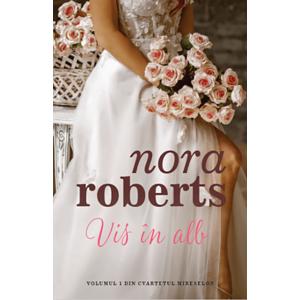 Vis in alb | Nora Roberts imagine