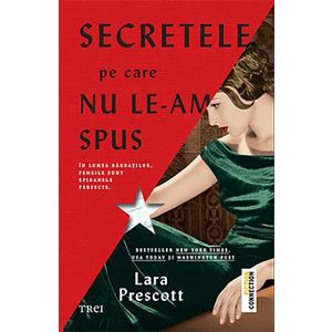 Secretele pe care nu le-am spus - Lara Prescott imagine