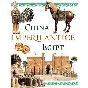 Imperii antice - China si Egipt | imagine