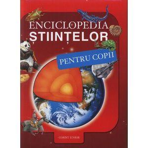 Enciclopedia stiintelor pentru copii   imagine