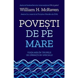 Povesti de pe mare   William H. McRaven imagine