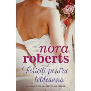 Fericiti pentru totdeauna | Nora Roberts imagine