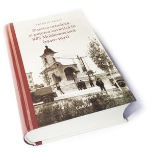 Biserica ortodoxa si puterea sovietica in RSS Moldoveneasca | Valeriu Pasat imagine