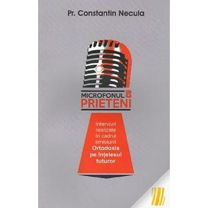 Microfonul cu prieteni   Constantin Necula imagine