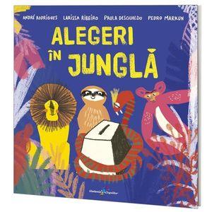 Alegeri in jungla | Andre Rodrigues, Larissa Ribeiro, Paula Desgualdo, Pedro Marku imagine