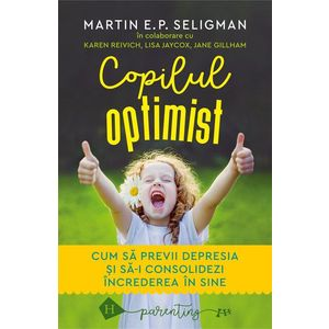 Copilul optimist/Martin Seligman imagine