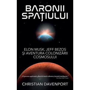 Baronii spatiului | Christian Davenport imagine