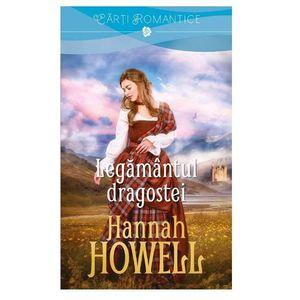 Legamantul dragostei | Hannah Howell imagine