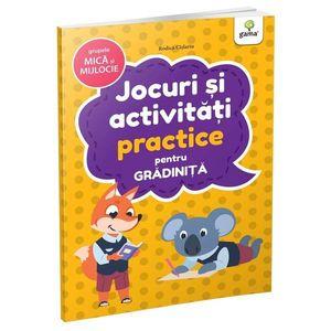 Jocuri si activitati practice pentru gradinita | Rodica Cislariu imagine