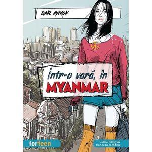 Intr-o vara, in Myanmar | Gael Aymon imagine