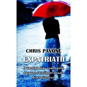 Expatriatii | Chris Pavone imagine