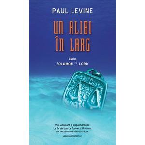 Un alibi in larg   Paul Levine imagine