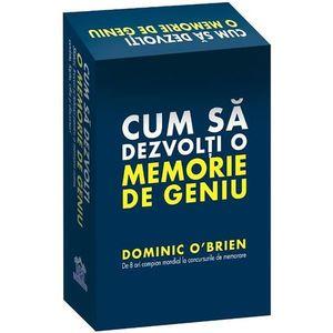 Cum sa dezvolti o memorie de geniu | Dominic O'Brien imagine
