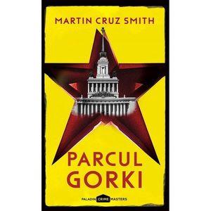 Parcul Gorki (Martin Cruz Smith) imagine