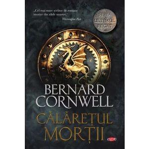 Calaretul mortii   Bernard Cornwell imagine