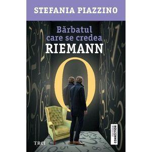 Barbatul care se credea Riemann | Stefania Piazzino imagine