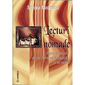 Lecturi nomade | Simona Modreanu imagine