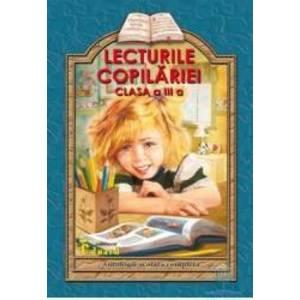 Lecturile copilariei clasa a 3-a imagine