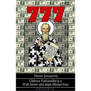 777. Caderea Vaticanului si a Wall Street-ului dupa Sfantul Ioan imagine