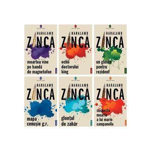 Pachet Haralamb Zinca. Set 6 volume imagine