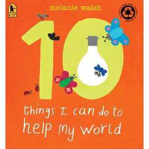 10 Things I Can Do to Help My World imagine