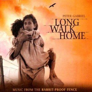 Long Walk Home - Music From Rabbit-Proof Fence - Vinyl   Peter Gabriel imagine